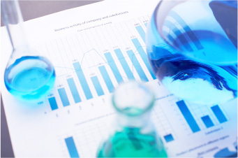 製品原材料の成分分析
